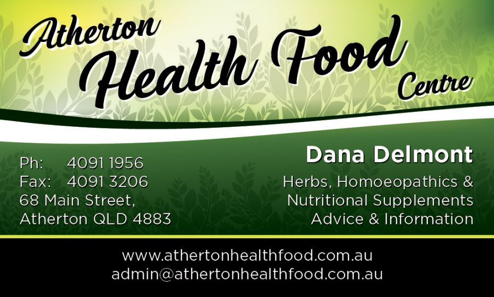 Atherton Health Food Centre